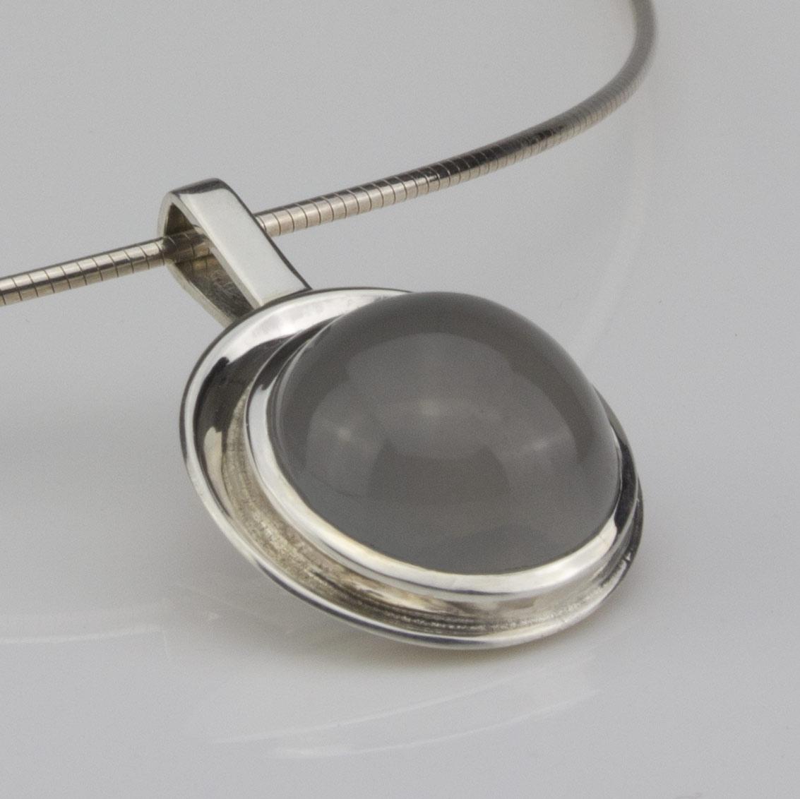 Anhaenger-Silber-Quarz